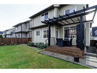 "Photo 18: 17279 0A Avenue in Surrey: Pacific Douglas House for sale in ""SUMMERFIELD"" (South Surrey White Rock)  : MLS®# F1430359"