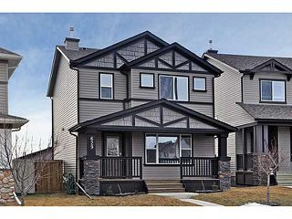 Photo 1: 629 MORNINGSIDE Parkway SW: Airdrie House for sale : MLS®# C3654264
