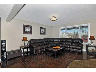 Photo 5: 629 MORNINGSIDE Parkway SW: Airdrie House for sale : MLS®# C3654264