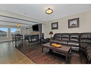 Photo 4: 629 MORNINGSIDE Parkway SW: Airdrie House for sale : MLS®# C3654264