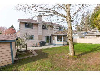 "Photo 20: 6156 PARKSIDE Court in Surrey: Panorama Ridge House for sale in ""BOUNDARY PARK"" : MLS®# F1434271"