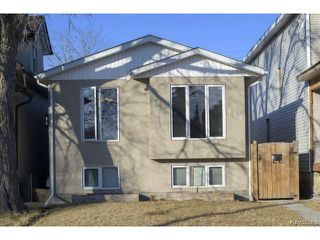 Photo 1: 169 Gordon Avenue in WINNIPEG: East Kildonan Residential for sale (North East Winnipeg)  : MLS®# 1507266
