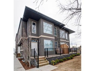 Main Photo: 2 413 17 Avenue NW in Calgary: Mount Pleasant House for sale : MLS®# C4006497