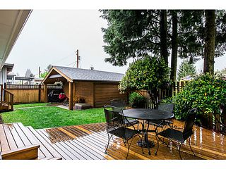 Photo 19: 153 HARVEY Street in New Westminster: The Heights NW House for sale : MLS®# V1119422