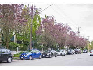 "Photo 18: 206 3278 HEATHER Street in Vancouver: Cambie Condo for sale in ""The Heatherstone"" (Vancouver West)  : MLS®# V1121190"