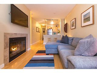 "Photo 2: 206 3278 HEATHER Street in Vancouver: Cambie Condo for sale in ""The Heatherstone"" (Vancouver West)  : MLS®# V1121190"
