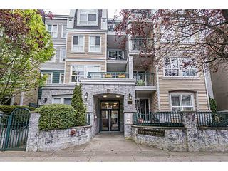 "Photo 1: 206 3278 HEATHER Street in Vancouver: Cambie Condo for sale in ""The Heatherstone"" (Vancouver West)  : MLS®# V1121190"