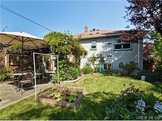 Photo 17: 2544 Shakespeare St in VICTORIA: Vi Oaklands Single Family Detached for sale (Victoria)  : MLS®# 702411