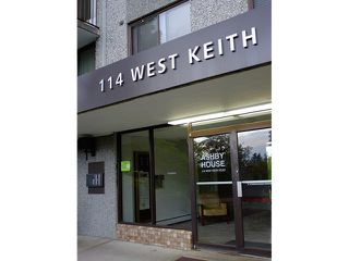 "Photo 2: 302 114 W KEITH Road in North Vancouver: Central Lonsdale Condo for sale in ""ASHBY HOUSE"" : MLS®# V1130025"