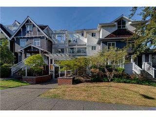 """Photo 1: PH22 2175 W 3RD Avenue in Vancouver: Kitsilano Condo for sale in """"SEA BREEZE"""" (Vancouver West)  : MLS®# V1140855"""