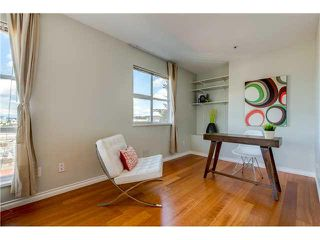 """Photo 6: PH22 2175 W 3RD Avenue in Vancouver: Kitsilano Condo for sale in """"SEA BREEZE"""" (Vancouver West)  : MLS®# V1140855"""