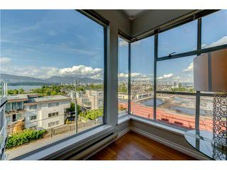 """Photo 5: PH22 2175 W 3RD Avenue in Vancouver: Kitsilano Condo for sale in """"SEA BREEZE"""" (Vancouver West)  : MLS®# V1140855"""