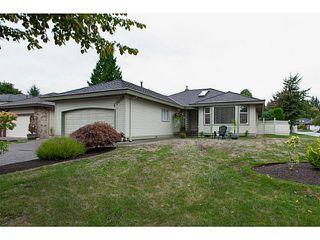 Photo 1: 14862 21B Avenue in Surrey: Sunnyside Park Surrey House for sale (South Surrey White Rock)  : MLS®# F1450833