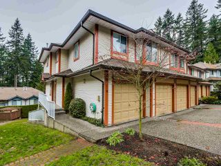 "Photo 2: 19 103 PARKSIDE Drive in Port Moody: Heritage Mountain Townhouse for sale in ""TREETOPS"" : MLS®# R2016769"