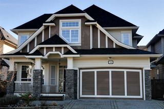 Photo 1: 7386 201B Street in Langley: Willoughby Heights House for sale : MLS®# R2033302