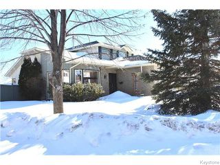 Main Photo: 14 Everingham Bay in WINNIPEG: St Vital Residential for sale (South East Winnipeg)  : MLS®# 1604283