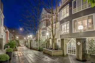 """Photo 1: 26 788 W 15TH Avenue in Vancouver: Fairview VW Townhouse for sale in """"SIXTEEN WILLOWS"""" (Vancouver West)  : MLS®# R2042871"""