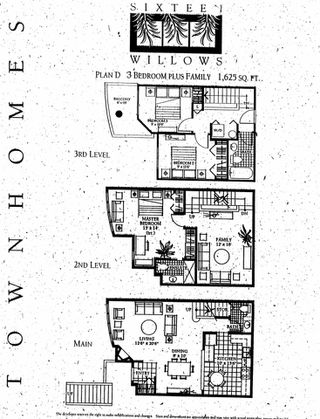 """Photo 20: 26 788 W 15TH Avenue in Vancouver: Fairview VW Townhouse for sale in """"SIXTEEN WILLOWS"""" (Vancouver West)  : MLS®# R2042871"""