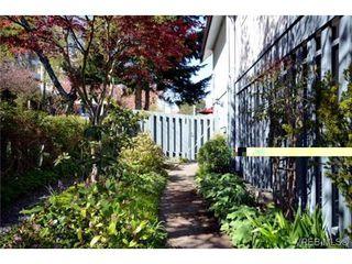 Photo 17: 1 444 Michigan St in VICTORIA: Vi James Bay Row/Townhouse for sale (Victoria)  : MLS®# 726407