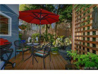 Photo 1: 1 444 Michigan St in VICTORIA: Vi James Bay Row/Townhouse for sale (Victoria)  : MLS®# 726407