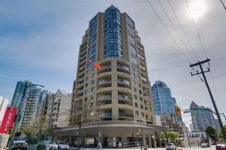 "Photo 3: 604 789 DRAKE Street in Vancouver: Downtown VW Condo for sale in ""CENTURY TOWER"" (Vancouver West)  : MLS®# R2059686"