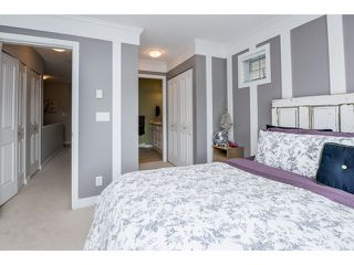 "Photo 11: 63 4401 BLAUSON Boulevard in Abbotsford: Abbotsford East Townhouse for sale in ""Sage at Auguston"" : MLS®# R2061479"