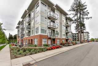 "Photo 1: 224 15956 86A Avenue in Surrey: Fleetwood Tynehead Condo for sale in ""Ascend"" : MLS®# R2065905"