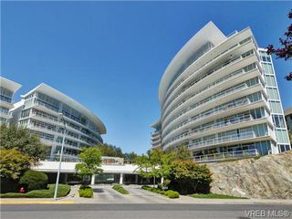 Photo 1: 319 68 Songhees Rd in VICTORIA: VW Songhees Condo Apartment for sale (Victoria West)  : MLS®# 733636