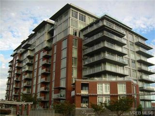 Photo 1: 401 100 Saghalie Rd in VICTORIA: VW Songhees Condo for sale (Victoria West)  : MLS®# 743289