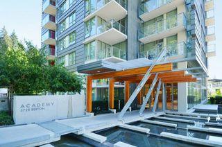 "Main Photo: 110 5728 BERTON Avenue in Vancouver: University VW Condo for sale in ""ACADEMY"" (Vancouver West)  : MLS®# R2140981"
