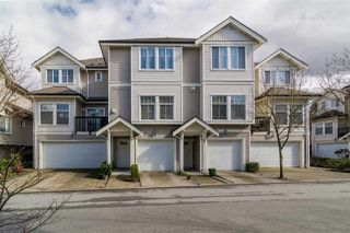 "Photo 1: 11 21535 88 Avenue in Langley: Walnut Grove Townhouse for sale in ""REDWOOD LANE"" : MLS®# R2145751"