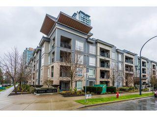"""Main Photo: 115 13321 102A Avenue in Surrey: Whalley Condo for sale in """"AGENDA"""" (North Surrey)  : MLS®# R2154344"""