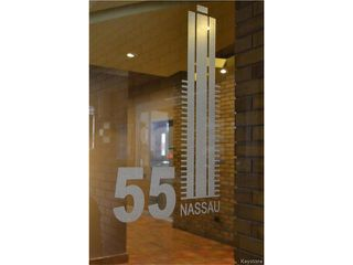 Photo 2: 55 Nassau Street in Winnipeg: Osborne Village Condominium for sale (1B)  : MLS®# 1709838