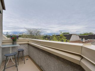 "Photo 9: 58 870 W 7TH Avenue in Vancouver: Fairview VW Townhouse for sale in ""Laurel Court"" (Vancouver West)  : MLS®# R2169394"