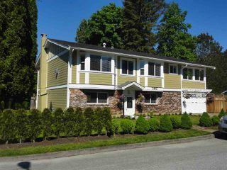 Main Photo: 3845 RICHMOND Street in Port Coquitlam: Lincoln Park PQ House for sale : MLS®# R2170204