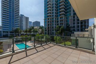 Photo 17: DOWNTOWN Condo for rent : 2 bedrooms : 1285 Pacific Highway ##102 in San Diego