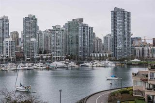 "Photo 3: 514 456 MOBERLY Road in Vancouver: False Creek Condo for sale in ""PACIFIC COVE"" (Vancouver West)  : MLS®# R2236509"