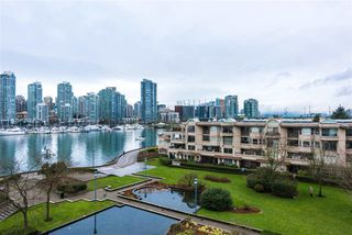 "Photo 1: 514 456 MOBERLY Road in Vancouver: False Creek Condo for sale in ""PACIFIC COVE"" (Vancouver West)  : MLS®# R2236509"