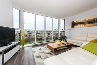 "Photo 5: 514 456 MOBERLY Road in Vancouver: False Creek Condo for sale in ""PACIFIC COVE"" (Vancouver West)  : MLS®# R2236509"