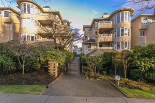 "Photo 1: 107 7520 COLUMBIA Street in Vancouver: Marpole Condo for sale in ""THE SPRINGS AT LANGARA"" (Vancouver West)  : MLS®# R2238946"