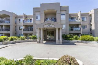 "Photo 1: 228 2109 ROWLAND Street in Port Coquitlam: Central Pt Coquitlam Condo for sale in ""Parkview Place"" : MLS®# R2269188"