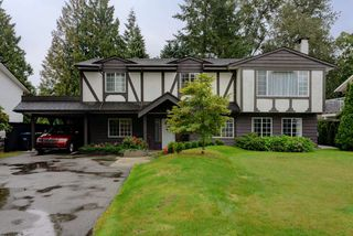 Photo 1: 1266 BARBERRY Drive in Port Coquitlam: Birchland Manor House for sale : MLS®# R2305218