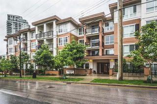 """Photo 1: 109 611 REGAN Avenue in Coquitlam: Coquitlam West Condo for sale in """"REGAN'S WALK"""" : MLS®# R2326815"""
