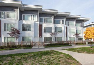 "Main Photo: 6 19555 73 Avenue in Surrey: Clayton Townhouse for sale in ""Phoenix Lifestyle"" (Cloverdale)  : MLS®# R2327950"