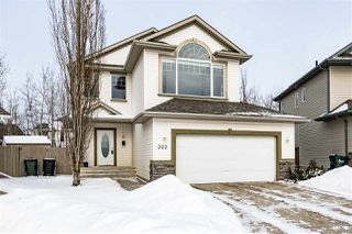 Main Photo: 322 FOXBORO Circle: Sherwood Park House for sale : MLS®# E4140979