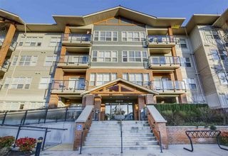 "Main Photo: 308 20219 54A Avenue in Langley: Langley City Condo for sale in ""SUEDE"" : MLS®# R2333974"