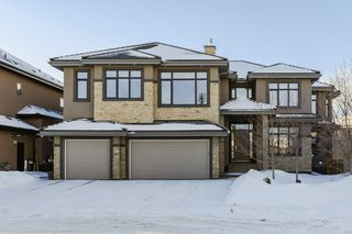 Main Photo: 4012 WESTCLIFF Place in Edmonton: Zone 56 House for sale : MLS®# E4141201
