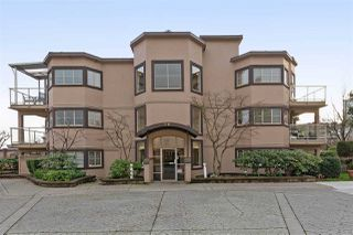 """Photo 1: 608 70 RICHMOND Street in New Westminster: Fraserview NW Condo for sale in """"GOVERNOR'S COURT"""" : MLS®# R2335664"""