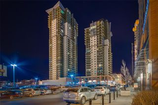 Photo 2: 608 1410 1 Street SE in Calgary: Beltline Apartment for sale : MLS®# C4233911