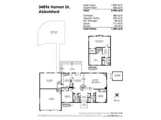 "Photo 20: 34896 HAMON Drive in Abbotsford: Abbotsford East House for sale in ""Skyline/Panorama"" : MLS®# R2362235"